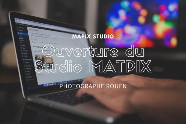 La naissance de MATPIX Studio