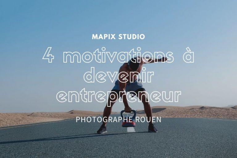 Read more about the article 4 motivations à devenir entrepreneur