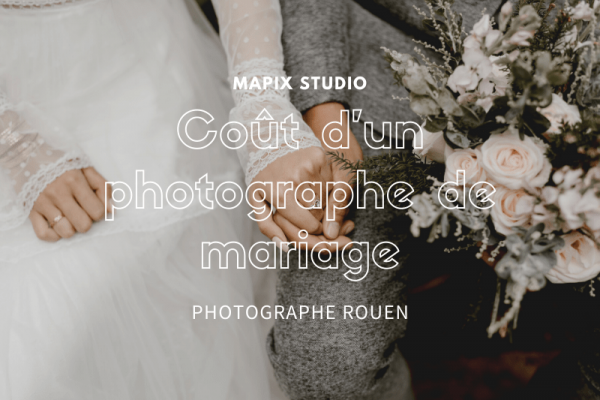 Coût d'un photographe de mariage