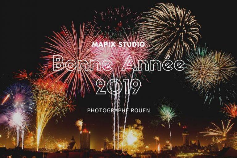 Bonne Année 2019 Chez MATPIX Studio