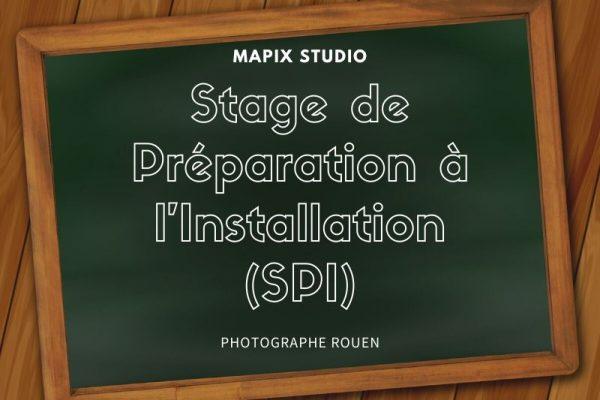 Stage de Préparation à l'Installation (SPI)