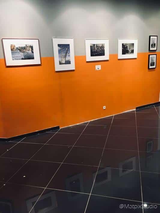 Installation exposition armada espace du palais rouen