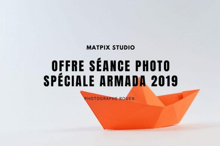 Offre séance photo – Spéciale Armada 2019