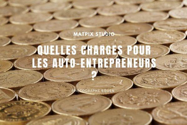 Quelles charges pour les auto-entrepreneurs ?