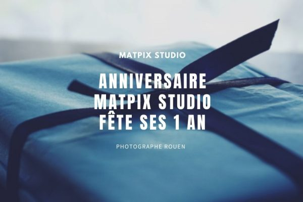 Anniversaire MATPIX Studio fête ses 1 an