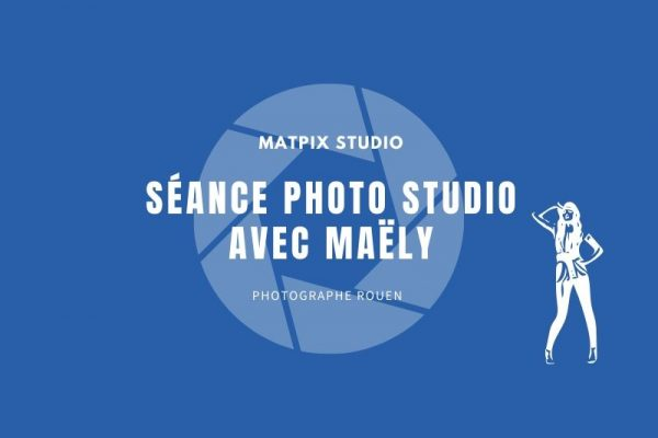 Séance collaboration photo studio – Maëly