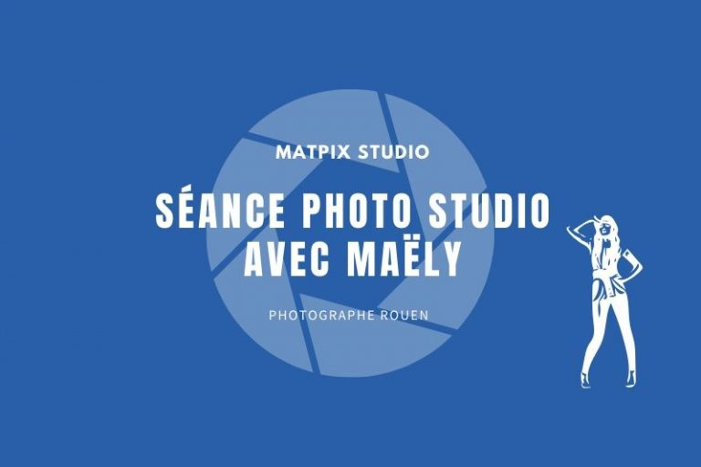 Séance collaboration photo studio – Maëly