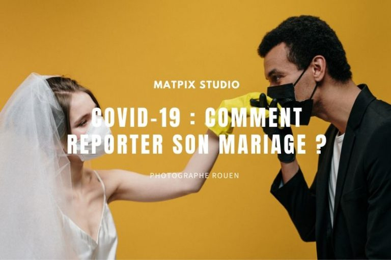 Covid-19 : Comment reporter son mariage ?