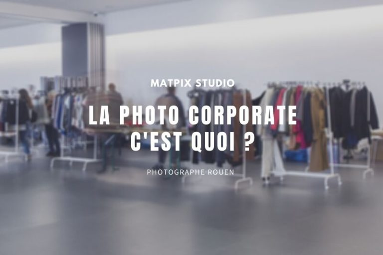La photo corporate c'est quoi ?