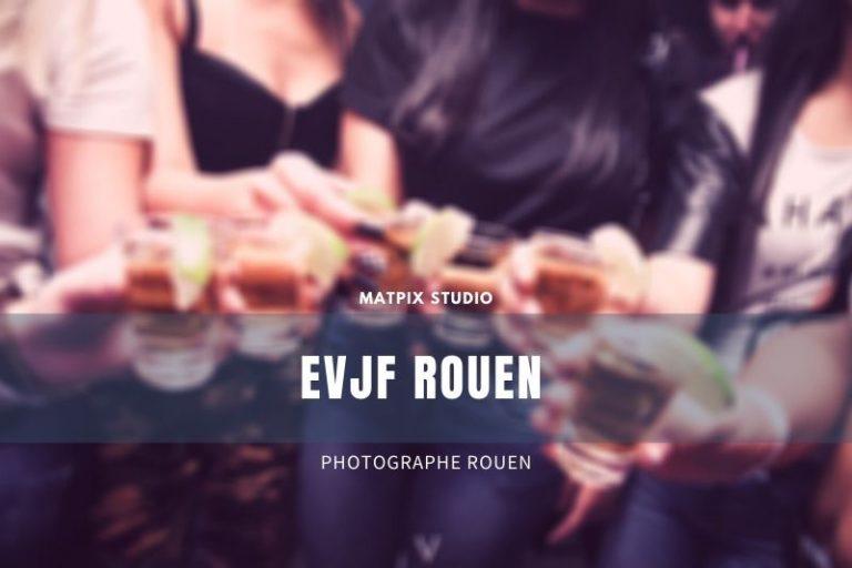 Photographe EVJF Rouen : MATPIX Studio