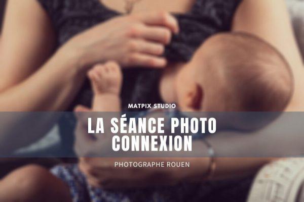 Séance photo allaitement à Rouen
