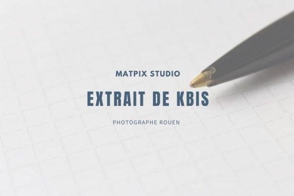 Extrait Kbis auto entrepreneur