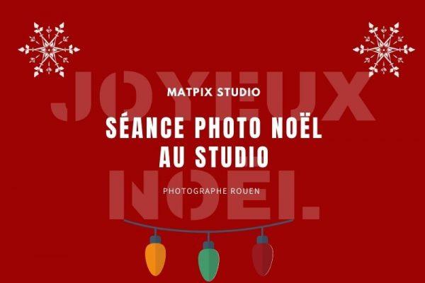Mini séance photo de Noël Rouen 2020