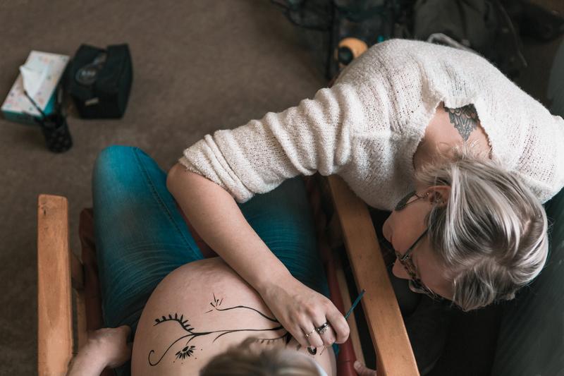 Photo-séance-grossesse-belly-painting-2020-photographe-rouen-MATPIX Studio (3)