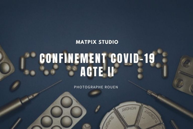 Photographe et confinement acte II