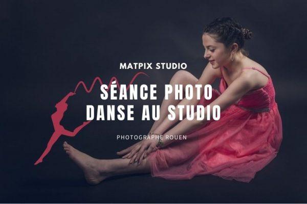 Shooting danse au Studio photo avec Gaëtane