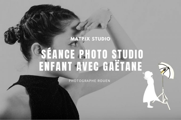 Read more about the article Séance portrait studio enfant – Gaëtane