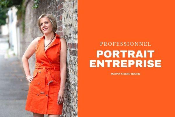 Portrait Professionnel – Portrait Corporate sur Rouen en Normandie