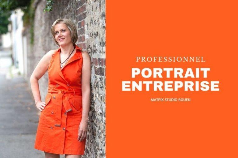 Read more about the article Portrait Professionnel – Portrait Corporate sur Rouen en Normandie