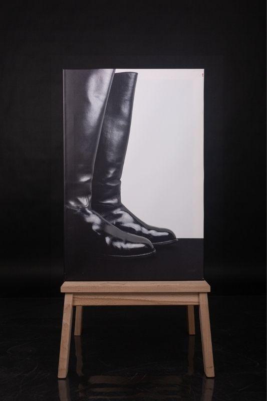 Exposition-tableau-art-photographie-cuir-mathieu menguy-naima chebbah-rouen-normandie-les bouts