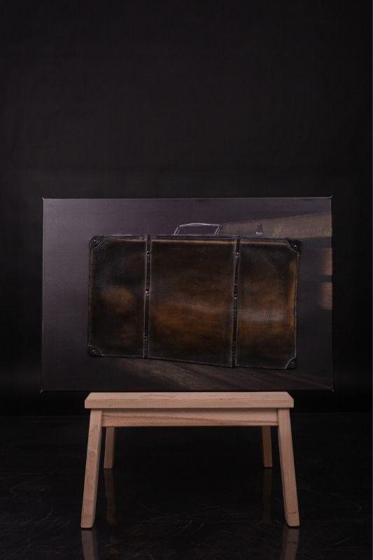 Exposition-tableau-art-photographie-cuir-mathieu menguy-naima chebbah-rouen-normandie-la malle
