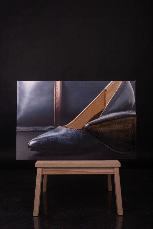 Exposition-tableau-art-photographie-cuir-mathieu menguy-naima chebbah-rouen-normandie-la ressemelage