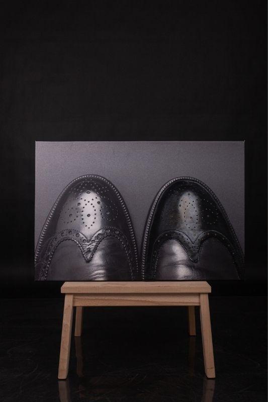 Exposition-tableau-art-photographie-cuir-mathieu menguy-naima chebbah-rouen-normandie-le glaçage