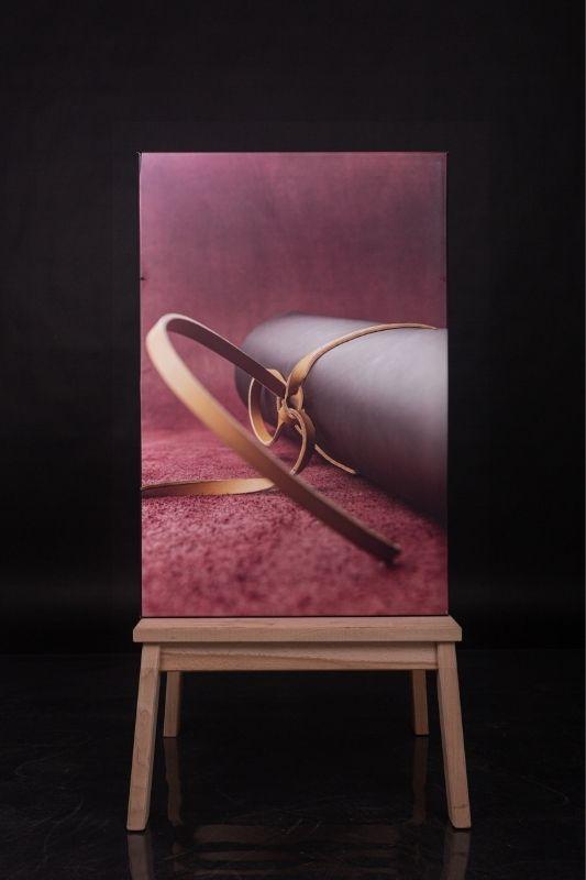 Exposition-tableau-art-photographie-cuir-mathieu menguy-naima chebbah-rouen-normandie-la peau
