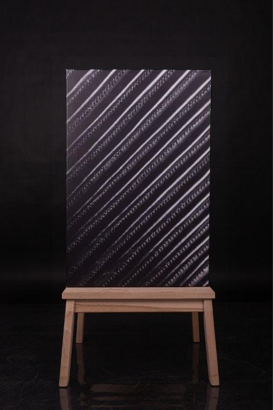 Exposition-tableau-art-photographie-cuir-mathieu menguy-naima chebbah-rouen-normandie-la matelassée