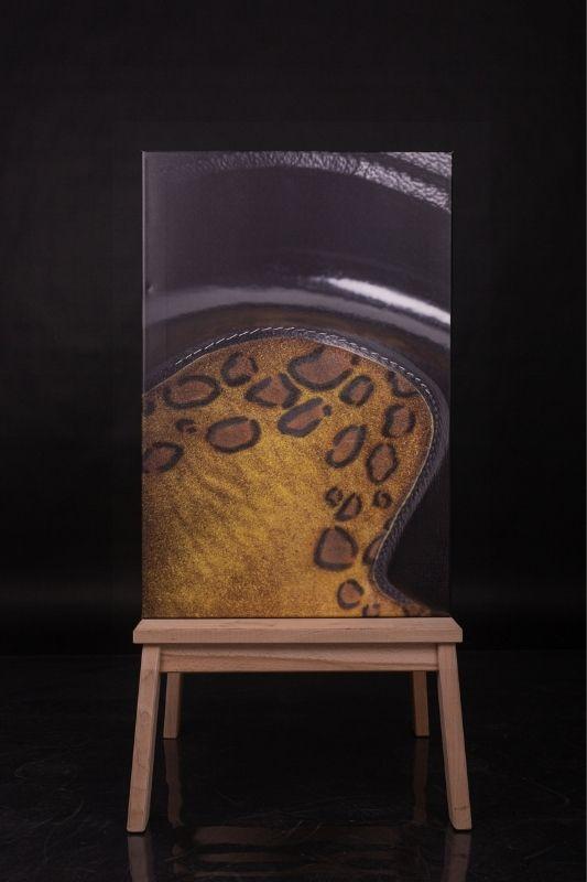 Exposition-tableau-art-photographie-cuir-mathieu menguy-naima chebbah-rouen-normandie-la selle