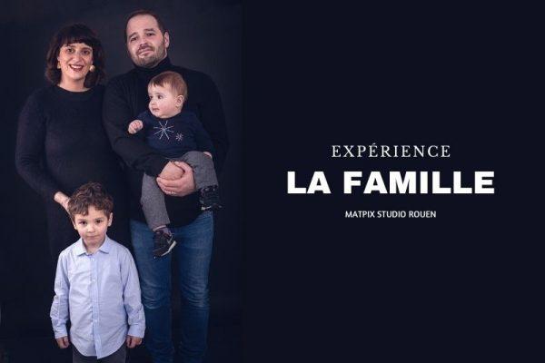 Séance photo famille à Rouen